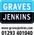 Graves Jenkins, Crawley logo