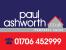 Paul Ashworth & Co, Rochdale logo