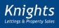 Knights Lettings and Property Sales, Milton Keynes logo