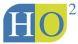 HO2 Plc, Brighton logo