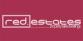 Red. Estates, Denmead logo