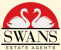 Swans Estate Agents, Ashford logo