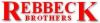Rebbeck Brothers, Bournemouth logo