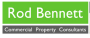Rod Bennett Commercial Property Consultants, Whitley Bay logo
