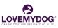 LoveMyDog, London logo