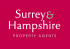 Surrey & Hampshire, Godalming logo