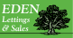 Eden Lettings & Sales, Edenbridge logo