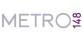Metro 148, London logo