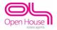 Open House Estate Agents, London logo