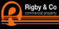 Rigby & Co, Derby logo