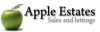 Apple Estates, Cardiff logo