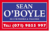 Sean O Boyle Auctioneers and Valuers Ltd, Co. Leitrim logo