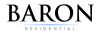 Baron Residential, Egham logo