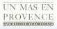 Un Mas en Provence, Cabrieres d'Avignon logo