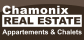 Chamonix Real Estate - Appartements & Chalets, Chamonix Mont-Blanc logo