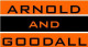 Arnold & Goodall, Whetstone logo