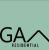 GA Residential, London logo