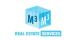 M3 REAL ESTATE SERVICES, Madrid/ Bilbao logo