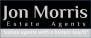 Jon Morris Estate Agents, Weston-Super-Mare logo