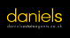 Daniels, North Wembley logo
