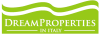 Dream Properties in Italy, Padenghe Sul Garda, Lake Garda logo