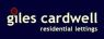 Giles Cardwell Residential Lettings, Bedford logo