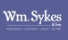 WM. Sykes & Son, Holmfirth logo