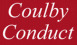 Coulby Conduct, Winsford logo