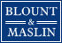Blount & Maslin, Malmesbury logo