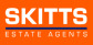Skitts the Estate Agents, Wednesfield logo