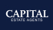 Capital Estate Agents, Bromley logo