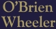 O'Brien Wheeler, Chester logo
