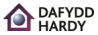 Dafydd Hardy, Caernarfon logo