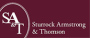 Sturrock, Armstrong and Thomson, Edinburgh logo