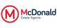 McDonald & Company, Blackpool logo