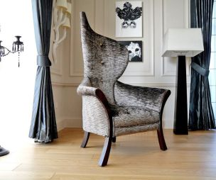 photo of arty bespoke designer modern hello of mayfair living room and chairs designer chair designer furniture furniture