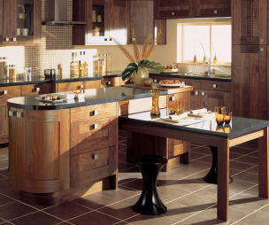 Kitchen Islands Designs on Kitchen With Granite Worktop Island Kitchen Worktop Kitchen Island
