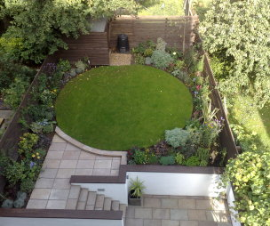 landscaped garden design ideas photos inspiration rightmove home