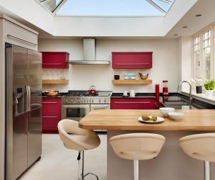 Modern American Kitchen Modern American Kitchen Modern American