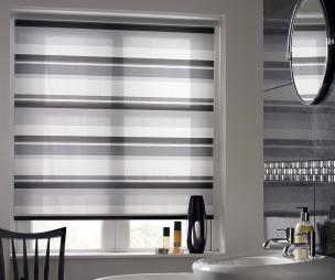 Grey White Bathroom Design Ideas, Photos & Inspiration ...