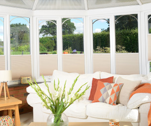 photo of comfy beige cream conservatory blinds 2go conservatory with conservatory blinds soft furnishings and sofa sofas