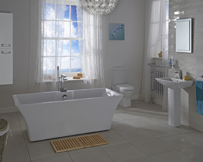 Freestanding Bath Slipper Bath Design Ideas Photos Inspiration Right