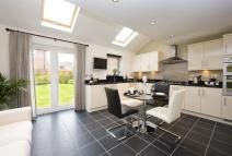 5 bed new home in Moss Lane, Elworth...