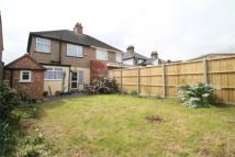 semi detached property in Carterhatch Lane...