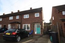 2 bed End of Terrace house in Mowbrey Gardens...
