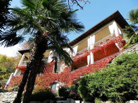 Villa Miralago