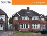 semi detached property in Lulworth Road...