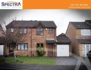 2 bed semi detached property in Austin Close...