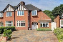 semi detached house to rent in Dickerage Road...