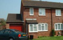 3 bedroom End of Terrace property to rent in 8 ASH DRIVE, ...